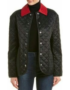 New Burberry Dranefield Diamond Quilted Jacket